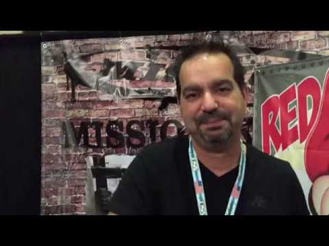 Gear Challenge Interviews Anthony from Mission Knives