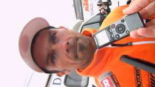 Dakar 2013   18 gennnaio   Intervista a Cyril Despres