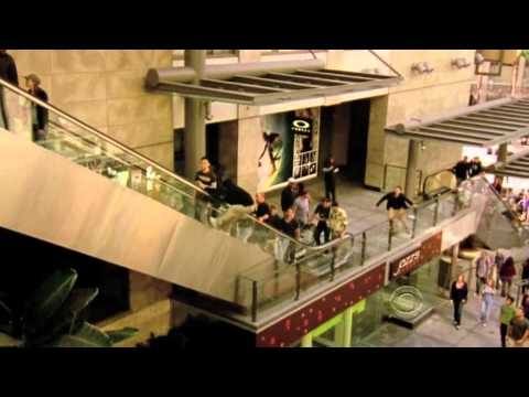 TEMPEST FREERUNNING:  NCIS Los Angeles PARKOUR