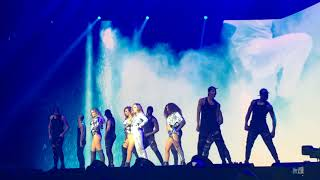 download lagu Little Mix - Touch/reggaeton Lento Remix Glory Days Tour gratis
