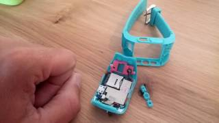 Q50 Watch GPS not working problem accurate teardown