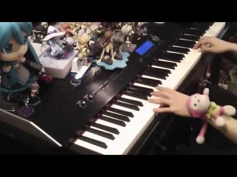 【ピアノ】 「KABANERI OF THE IRON FORTRESS」 を弾いてみた 【カバネリOP】