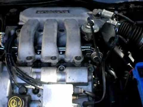 removing upper intake manifold on a 1998 ford taurus
