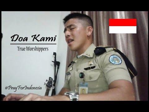 True Worshippers - Doa Kami [Doa Bagi Bangsa] (cover by Jevon Wagey)