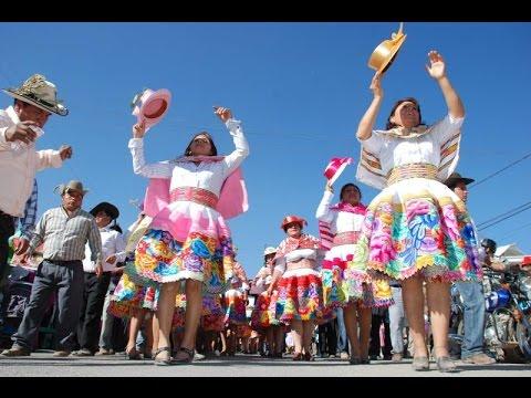 Fiesta de Santiago en Huancayo