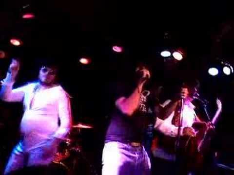 Jack Black with Trainwreck LIVE Los Angeles