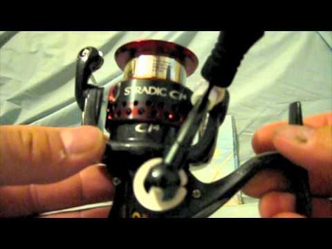 Shimano Stradic CI4 2500F Spinning Reel Unboxing (TeamRippnLipz1)