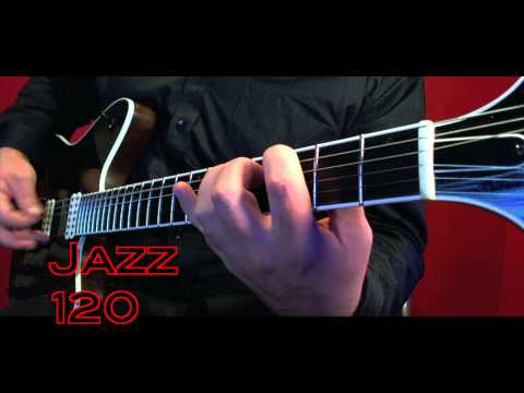IN THE MIX - Jazz 120 - AXE FX 2