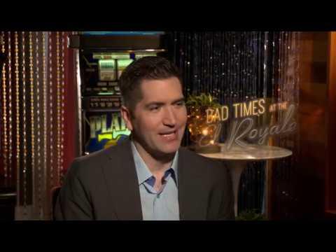 Bad Times At The El Royale Writer/director Drew Goddard Talks To ScreenwritingU