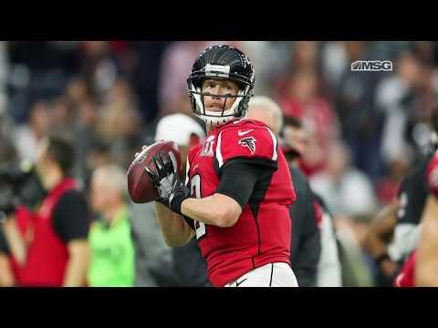 Is Atlanta Falcons Matt Ryan A Great Quarterback Msg Networks