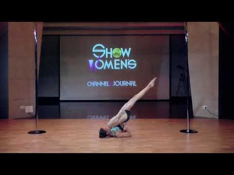 Екатерина Втюрина - Catwalk Dance Fest IX[pole dance, aerial] 12.05.18.
