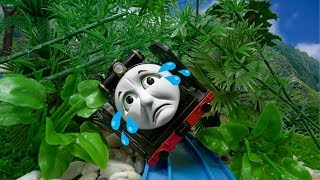 Hiro Train Accidents Happen | Thomas and Friends | Toy Trains for Children