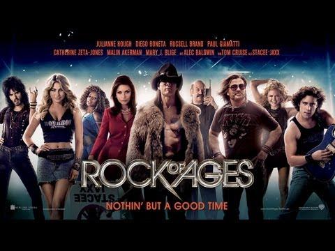 Rock Of Ages - Offizieller Trailer #1 Deutsch Hd video