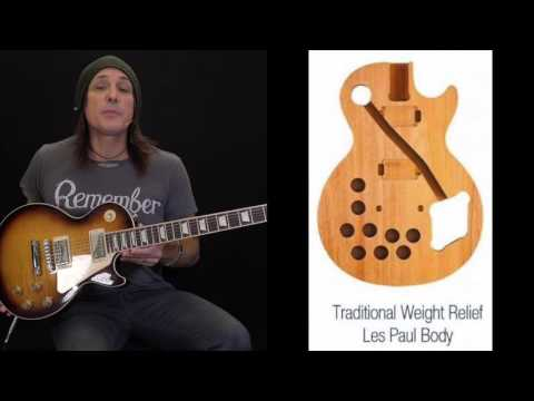 Gibson Les Paul Traditional 2016 T, 77 Seconds w/Ryan Roxie