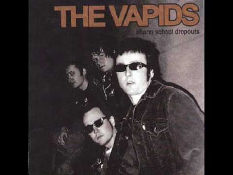 "The Vapids ""Tommy Ramone"""