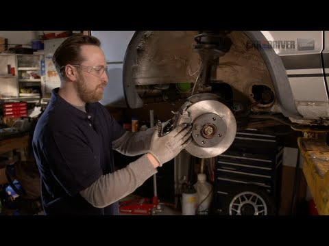 How to Replace Your Car's Brake Pads