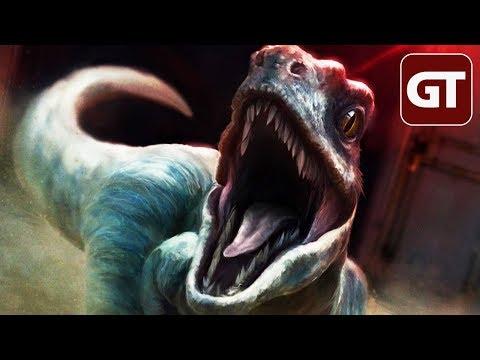 »Saurier macht lustig« - Jurassic World Evolution - GT LIVE