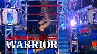 Joe Moravsky at the 2014 St. Louis Finals | American Ninja Warrior