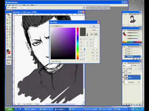 Crows Zero genji paint Video