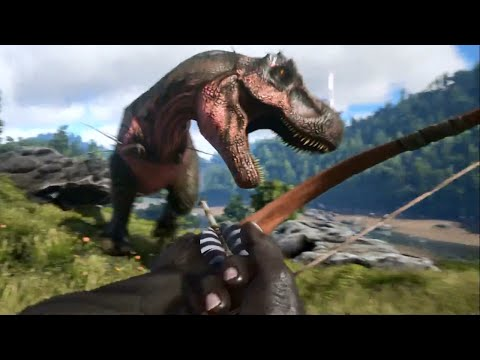 ARK Survival Evolved Trailer | Dinosaur Games 2015 (PS4 Xbox One PC) 【HD】