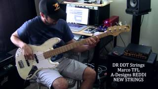 DR DDT Strings Marco TFL Bass Demo