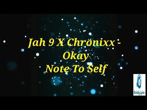 Download  Jah 9 x Chronixx - Okay Note To Self s Gratis, download lagu terbaru