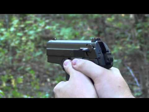 Beretta Mini-Cougar 40 cal. 8040F