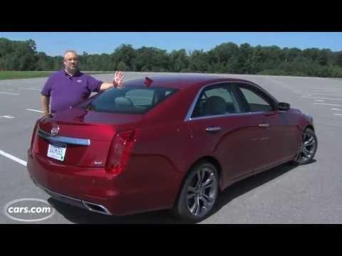 2014 Cadillac CTS-V Sport