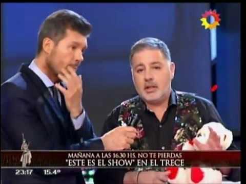 """Doman y su pelea con Martín Liberman: Nunca debí haberle dicho """"cagón"""" y botón"""""""