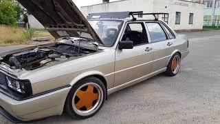 А ВЫ ЛЮБИТЕ СТАРЫЕ АУДИ? ... Audi 80/b2/1985... ЕЩЕ ПОЕЗДИТ...
