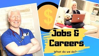 What We Do For a Living || Jobs & Careers || Albinism Saga