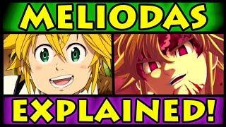 The Two Sides of Meliodas Explained! (Seven Deadly Sins / Nanatsu no Taizai Demon Power Season 2 S2)