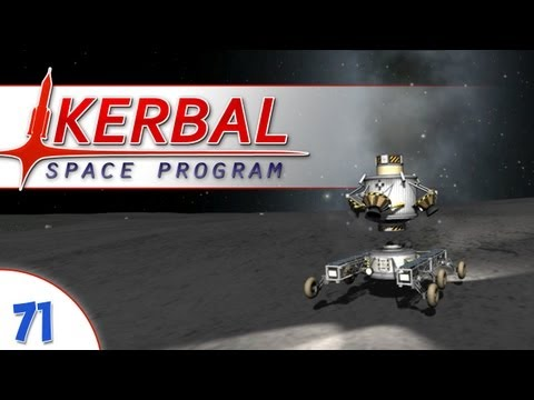 Kerbal Space Program - #071 - Flying Tortilla
