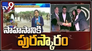 Telugu wins ENBA 2018 Award for Best News Coverage National