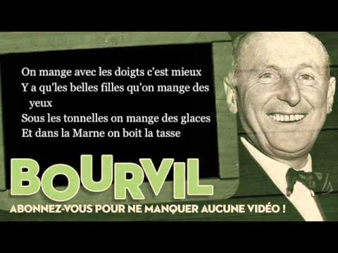 Bourvil - A Joinville Le Pont