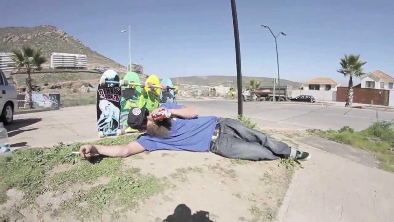 Skateboarding Anime Series Z-flex Chile / Animal Series