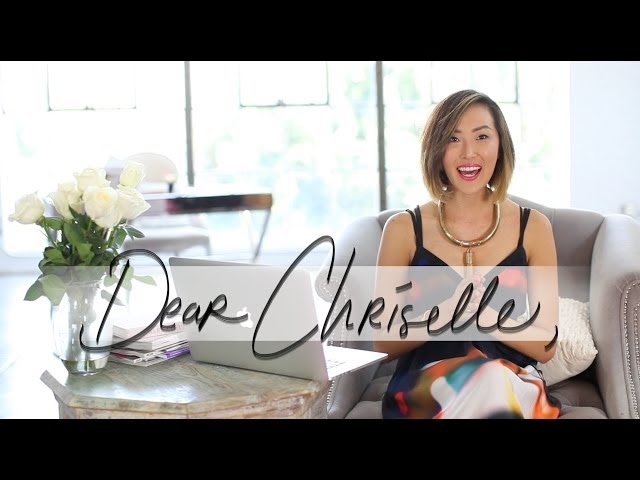 Dear Chriselle #3 - Longer Legs, Favorite Lip Color, Spring Must have