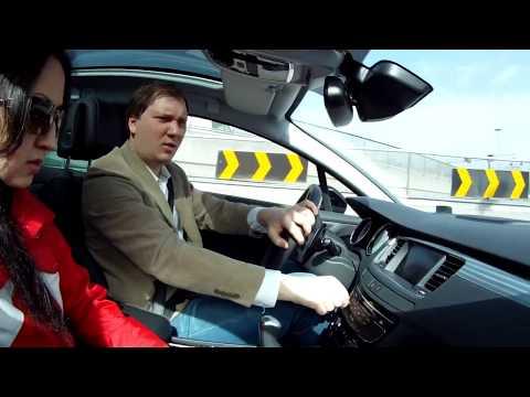 Тест-драйв Peugeot 508SW GT