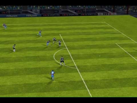 FIFA 14 Scoring on Buffon 1