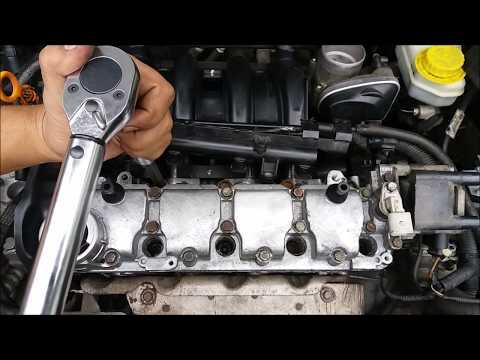 Edu Car & Motos - 04 VW Polo /sportline 2007 (Montando o cabeçote no carro + Militec).