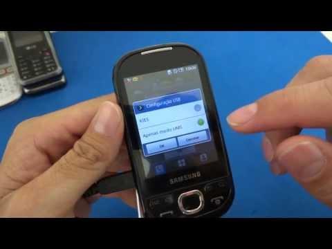 Hard Reset Galaxy 5 i5500   Como Formatar. Desbloquear. Travado ou Muitas Tentativas de Padrão