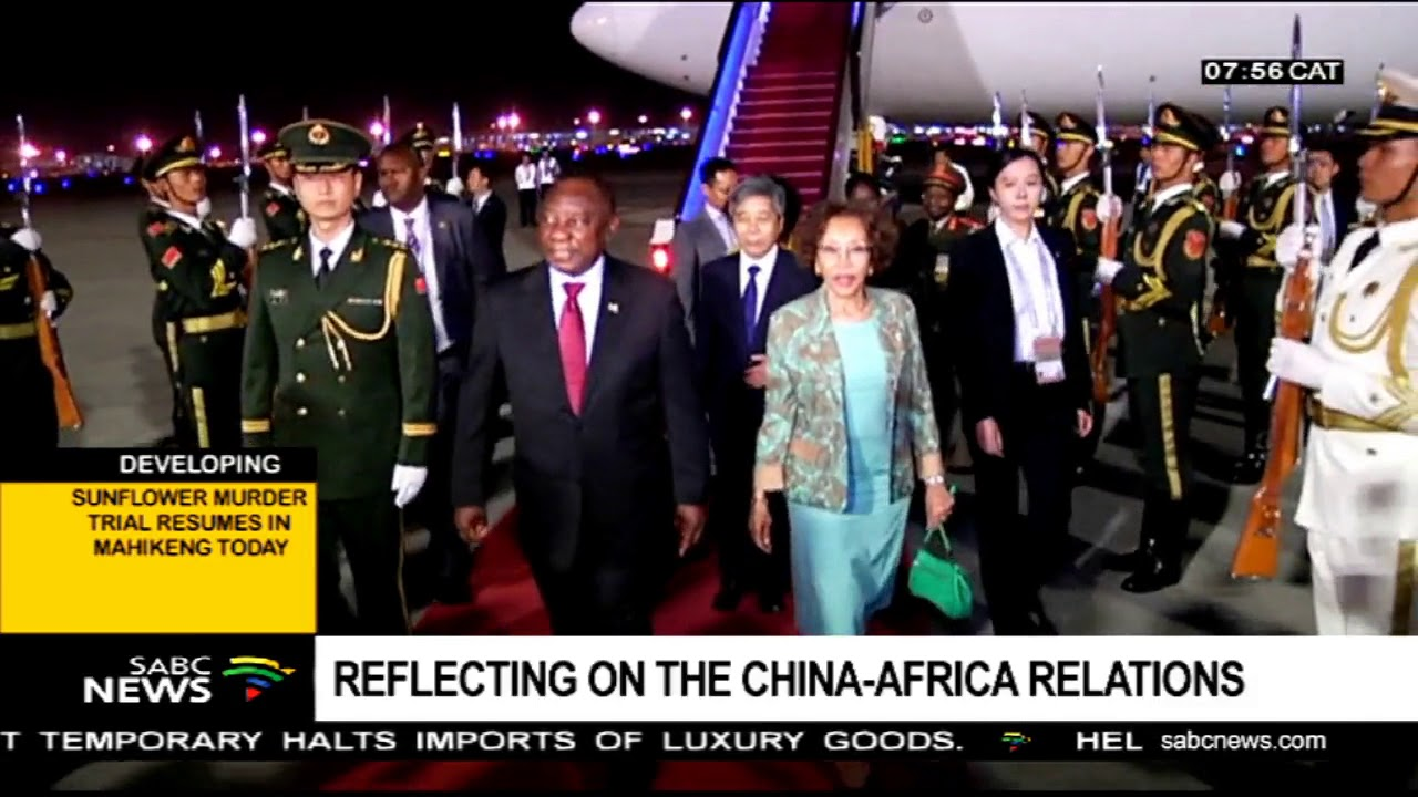 Reflecting on China – Africa relations