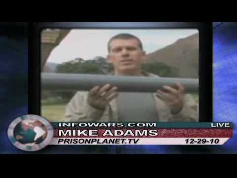 Global Food Imperialism   Codex Alimentarius Mike Adams on the Alex Jones Show 20101229 Part 2 of 3