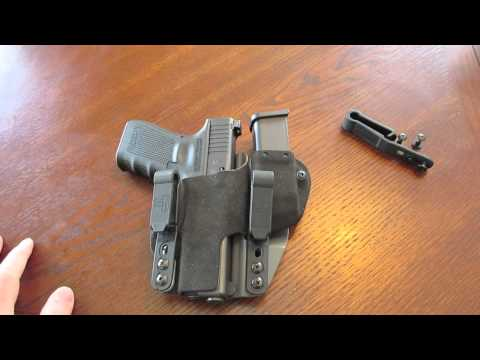 G-Code INCOG IWB Holster Pt. 3: Final Thoughts