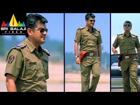 Gambler Movie Ajith introduction Scene || Ajith Kumar Arjun...
