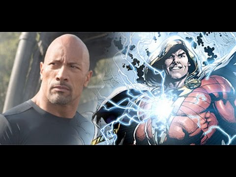 Year 3 Day 175 Greg Versus The Rock to play Shazam or Green Lantern