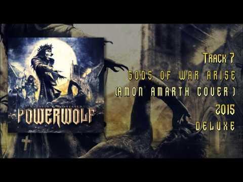 Powerwolf-Gods Of War Arise (Amon Amarth Cover)