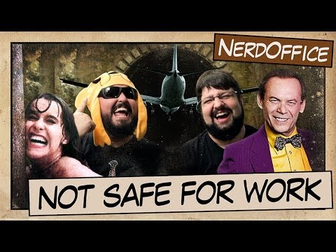 NOT SAFE FOR WORK | NerdOffice S05E12