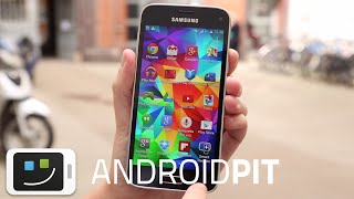 Galaxy S5 Mini | Review y Hands-On en español