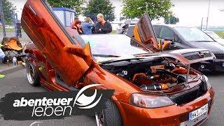 Tuning extrem - Ein Leben für den Opel | Abenteuer Leben | kabel eins